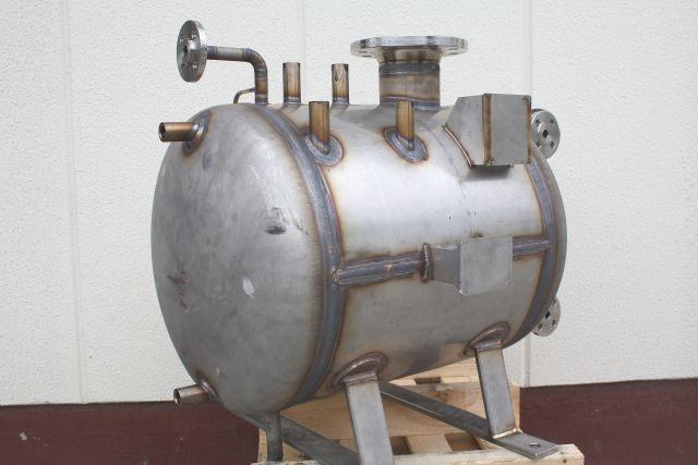 Behälter DN500 (120 Liter) aus 1.4571
