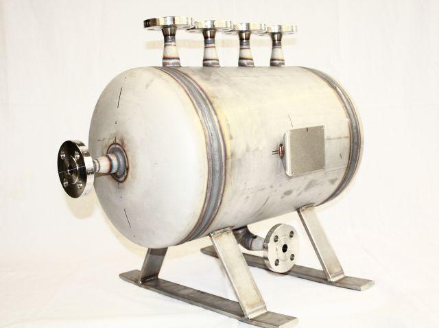 Behälter DN300 (40 Liter) aus 1.4571